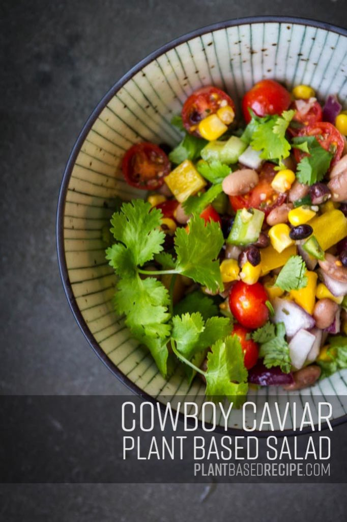 Pinnable image of cowboy caviar