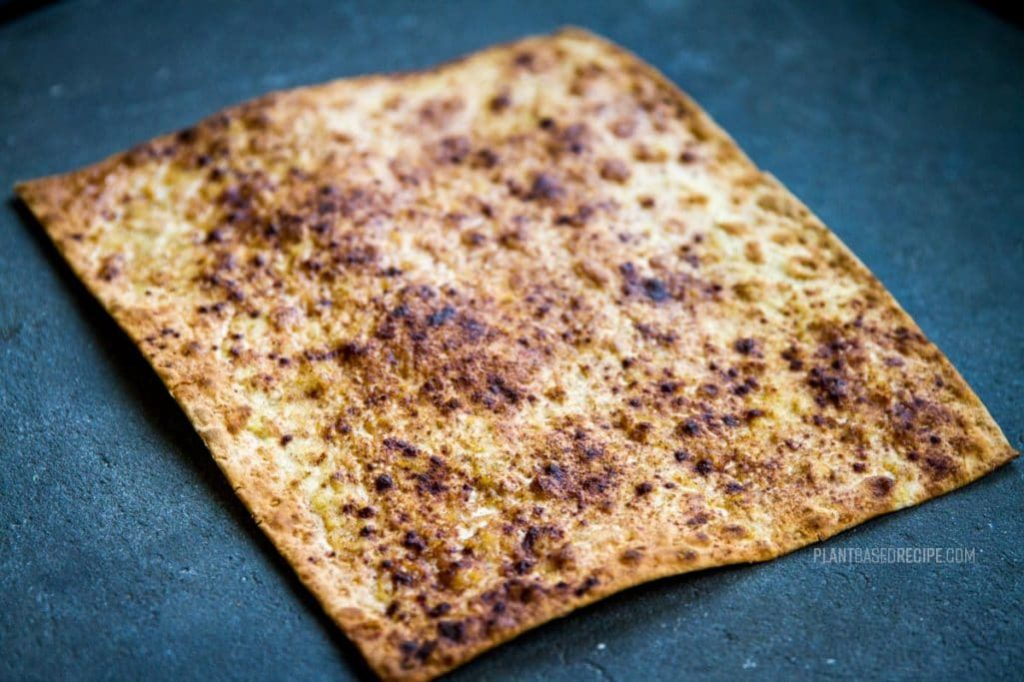 Ginger Cinnamon sweet flatbread photo