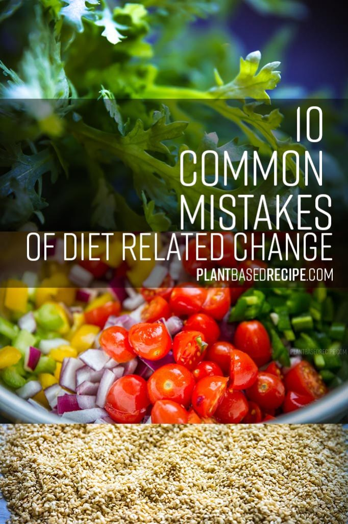 Diet related behavior change