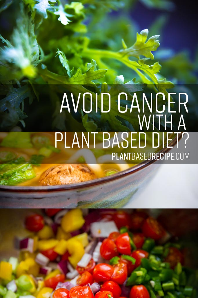 Tips from Dr. Van Dyken to reduce the chance of cancer using nutrition.