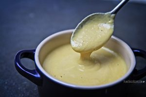 Oil-free Dragon Sauce: insanely tasty ginger dip or bowl dressing (Low fat, Vegan)