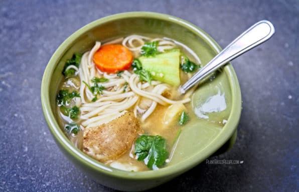 Recipe database plant based recipes easy oil free vegan recipes winter vegetable noodle soup forumfinder Gallery